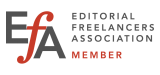 Editorial Freelancers Association Member Logo